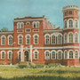 Biring - Birini, Livland, Lettland (als Sanatorium um 1976)