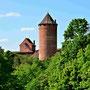 Burg Treiden, Treyden - Tureida, Livland - Lettland (2016)