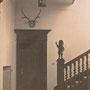 Prassen - Prosna, Ostpreussen - Polen (1913), Treppe unten