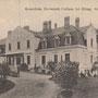 Cadinen, Kadinen - Kadyny, Ostpreussen - Polen, Auffahrtseite (historische Ansicht)