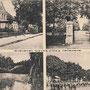 Gerskullen, Gerslinde - Gannowka, Ostpreussen - Russland (Kaliningrad) historische Ansicht