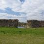 Ruine Ordensburg Ludzen - Ludza - Witebsk (2017)