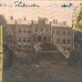 Preekuln - Priekuler, Kurland - Lettland (um 1926), Treppe zum Park