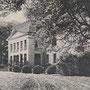 Herrenhaus Gross-Auz - Lielauce, Kurland, Lettland (um 1918)