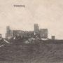 Burgruine Wesenberg - Rakvere, Estland (um 1912)