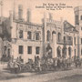 Ublick - Ublik, Ostpreussen, Polen (um 1916), das schwer beschädigte Schloss im I. Weltkrieg
