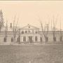 Unbekanntes Herrenhaus vermutlich Estland (hist. Aufnahme)