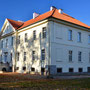 Eichmedien - Nakomiady, Ostpreussen - Polen (um 2012), Parkseite