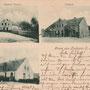 Rudszen- (-), Ostpreussen, Russland, Kaliningrad (um 1903), Gutshaus Reuter