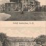 Laukischken - Saranskoje, Ostpreußen - Russland, Kaliningrad (um 1918)