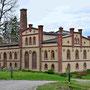 Herrenhaus Moisekatz - Mooste, Livland, Estland (2016), die Brennerei