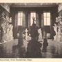 Schloss Beynuhnen - Uljanowskoje, Ostpreussen - Russland, Kaliningrad (um 1925), Sammlung antiker Skulpturen