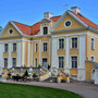 Schloss Palms - Palmse, Estland (2016), Auffahrtseite