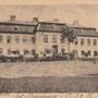 Wildenhoff - Dzikowo Ilawecki, ostpreussen - Polen (um 1920) Auffahrtseite