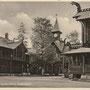 Jagdschloss Rominten - Raduschnoje, ostpreussen, Russland, Kaliningrad (um 1933), Innenhof