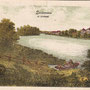Sawensee - Saviena, Livland, Lettland (um 1915)