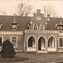 Prassen - Prosna, Ostpreussen - Polen (1913), der neue Anbau