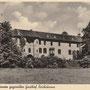 Schloss Neuhausen - Gurjewsk, Ostpreusen, Russland, Kaliningrad (um 1942)