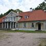 Neu-Werpel - Uue Varbla, Estland (2018), Auffahrtseite