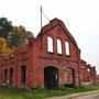 Ruine eines Wirtschaftsgebäudes in Friedrichstein - Kamenka, Ostpreussen, Russland, Kaliningrad (2013) 1