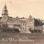 Schloss Kokenhusen - Koknese, Livland, Lettland (um 1913)