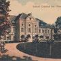 Schloss Grünhof - Zalenieki, Kurland, Lettland (um 1916)