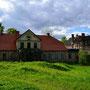 Baltensee - Baltmuiza, Kurland, Lettland (2016), Auffahrtseite