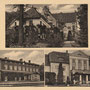 Schultitten mit Schrombehnen - Strelnja mit Moskowskoje, Ostpreussen, Russland, Kaliningrad (historisch)