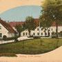 Seeburg - Jeziorany, Ostpreußen - Polen (um 1916), Innenhof