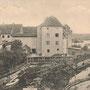 Schloss Labiau - Polessk, Ostpreussen, Russland, Kaliningrad (um 1918)