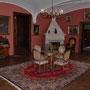 Schloss Edwahlen - Edole, Kurland - Lettland (2016) Das rote Zimmer