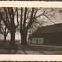 Kraftshagen - Krawczyki, Ostpreußen - Polen (1939), Scheune