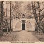 Preekuln - Priekule, Kurland - Lettland (hist. Ansicht), die Begräbnisstätte der Familie von Korff