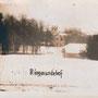 Ruine Ringmundshof - Rembate, Livland - Lettland (um 1917)