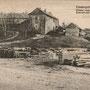 Hasenpoth - Aizpute, Kurland, Lettland (um 1917), die alte Burg