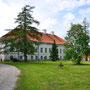 Herrenhaus Leal - Lihula, Estland (2019), Parkseite