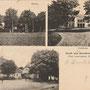 Dombrowken, Eilenburg - Dabrowka Nowa, Ostpreussen - Polen (um 1927)