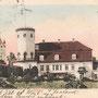 Schloss Wenden - Cesis, Livland, Lettland (um 1903)