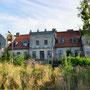 Bergenthal - Gorowo, Ostpreußen - Polen (2020), Auffahrtseite