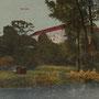 Ordensburg Ragnit - Neman, Ostpreussen, Russland, kaliningrad (um 1921)