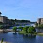 Narwa - Narva, Hermannsfeste und Festung Iwangorod (2016)