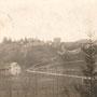 Ordensburg Karkus - Karksi ordulinnus, Livland - Estland (um 1925)