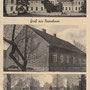 Parnehnen - Krasnij Jar, Ostpreussen, Russland, Kaliningrad (hist. Ansicht)