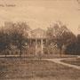 Villa Recke/Totleben, Doblen - Dobele, Kurland - Lettland (um 1915)