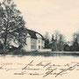 Langheim - Lankiejmy, Ostpreussen - Polen (historisch), Parkseite