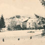 """Unbekanntes Schloss Galizien, beschriftet mit """"Schloss in Sid."""" (1917)"""