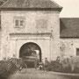 Gut Schlockenbeck - Slokenbeka, Schulausflug Deutsche Schule Riga, Kurland, Lettland (um 1925)