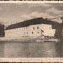 Angerburg - Wegorzewo, Ostpreussen, Polen (historische Ansicht)