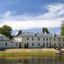 Herrenhaus Padis - Padise, Estland (2018), Parkseite