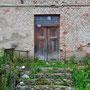 Perswalde - Perly, Ostpreußen - Polen (2020), Eingangstür